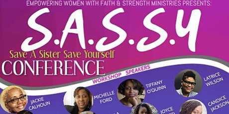 SASSY WOMENS CONFERENCE tickets