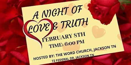 A Night Of Love & Truth tickets