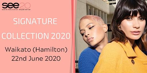 Signature Collection 2020 - WAIKATO (HAMILTON)