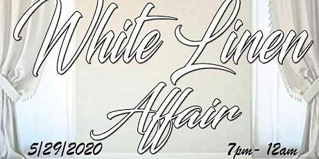 White Linen Affair tickets