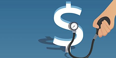 Understanding Your Financial Health - Queanbeyan tickets