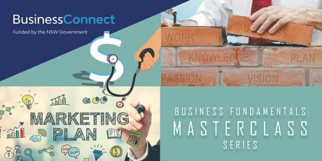 Business Fundamentals Masterclass SERIES - Moss Vale tickets