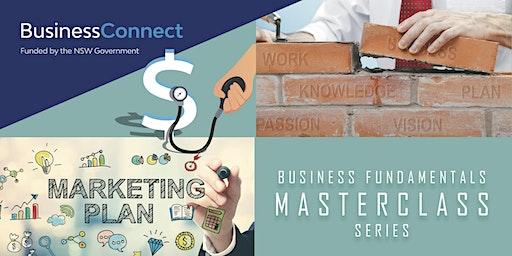 Business Fundamentals Masterclass SERIES - Moss Vale