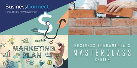 Business Fundamentals Masterclass SERIES - Moruya tickets