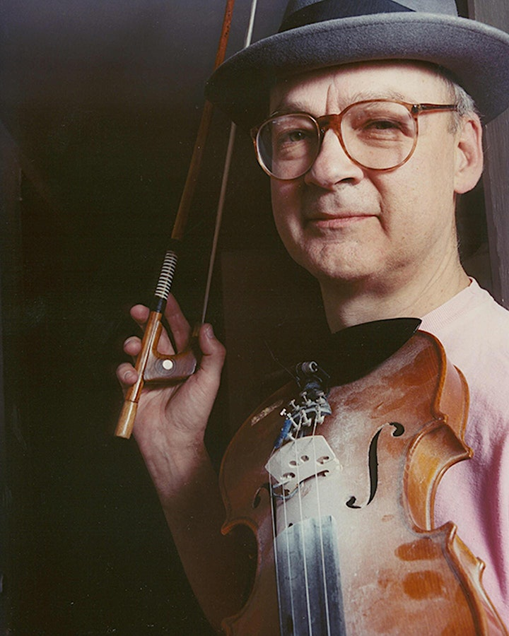 Tony Conrad: Completely in the Present image