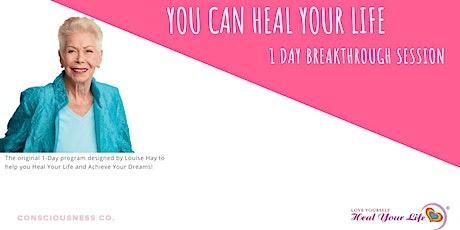 1 Day BREAKTHROUGH LOUISE HAY - HYL Workshop® tickets