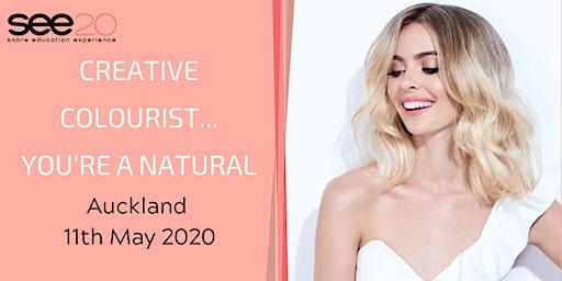 Creative Colourist... You're a Natural - AUCKLAND