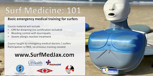 Surf Medicine: 101