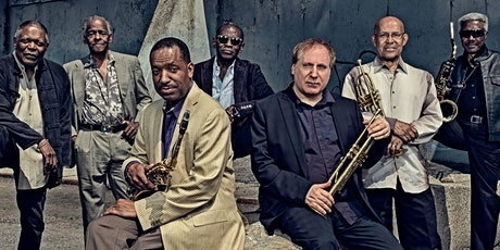 The Cookers All-Star Band Live at Moss Theater tickets