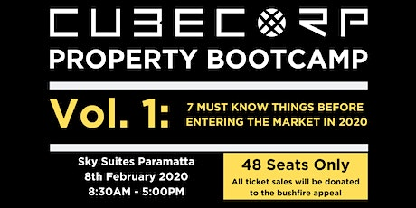 Cubecorp Property Bootcamp Vol.1 tickets