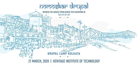 Drupal Camp Kolkata tickets