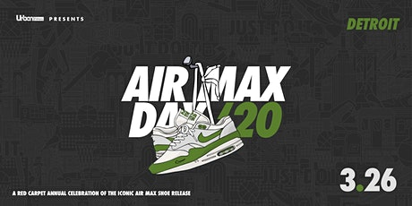 Urban Fêtes: AIR MAX PARTY DETROIT tickets
