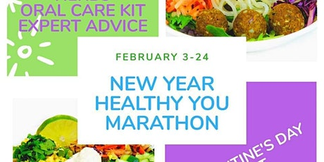New Year Healthy You Marathon tickets