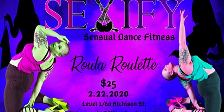 Sexify - Sensual Movement with Roula Roulette tickets