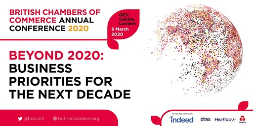 British Chambers of Commerce Annual Conference 2020