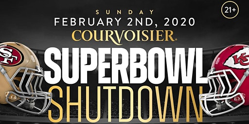 Courvoisier SUPER BOWL SHUTDOWN - Hosted By J. Neely
