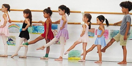 EV Family Ballet Class for 6-8 year olds (Winter Quarter Five Sessions)