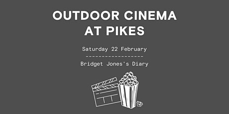 Outdoor Cinema at Pikes tickets