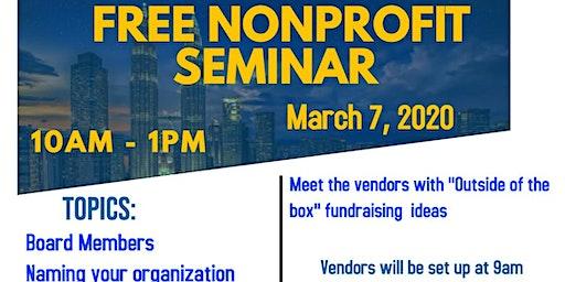 FREE: How to start a Nonprofit Organization