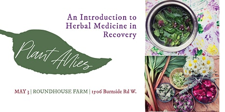 Plant Allies : An Introduction to Herbal Medicine in Recovery tickets