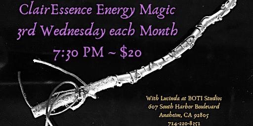 ClairEssence Energy Magic