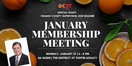OCYR January Membership Meeting