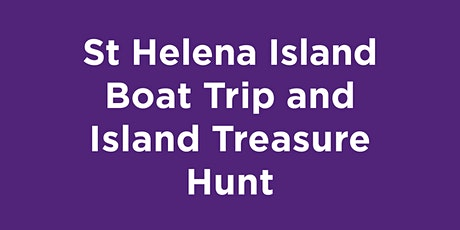 St Helena Island Boat Cruise tickets