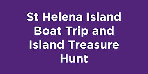 St Helena Island Boat Cruise