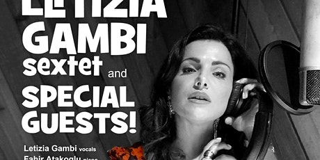 Letizia Gambi Sextet with Special Guests tickets