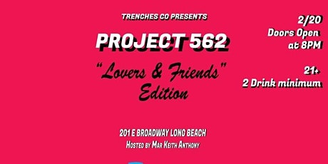 Project 562 tickets