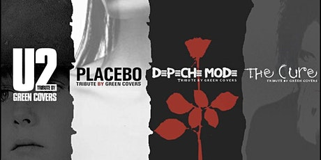 U2, Depeche Mode, The Cure & Placebo by Green Covers en A Coruña entradas