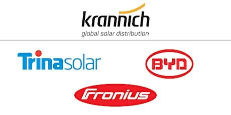 Krannich Solar Installer Training in VIC West on 18 Feb 2020 tickets