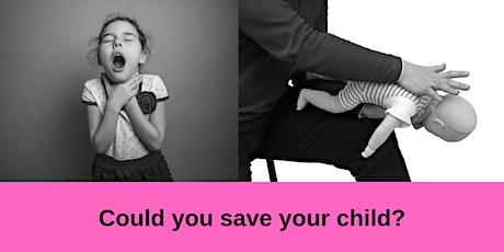 Ballajura Baby/ Toddler first-aid course tickets