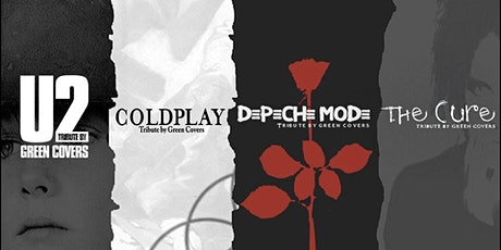 U2, Depeche Mode, The Cure & Coldplay by Green Covers en Vigo entradas