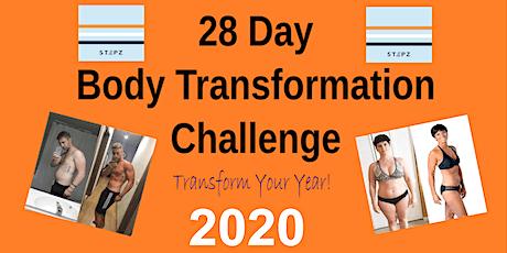 28 Day Body Transformation Challenge tickets