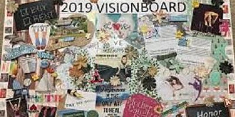 Create a Vision Board Workshop tickets