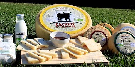 Evento/degustazione formaggi - Azienda agricola Rustici biglietti