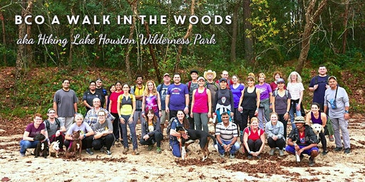 BCO A Walk in the Woods aka Hiking Lake Houston Wilderness Park