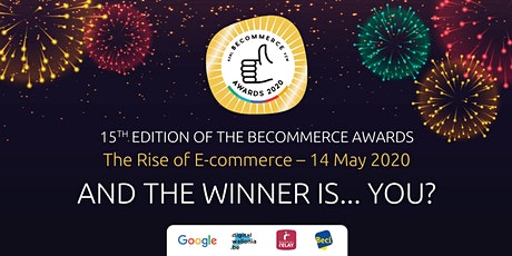 BeCommerce Awards 2020 - 15th Edition billets