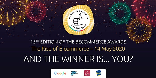 BeCommerce Awards 2020 - 15th Edition