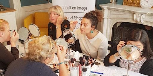 Atelier Relooking : Cosmétologie & Auto-maquillage