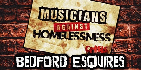 Musicians Against Homelessness - 5 Bands, 5 Hours, tickets