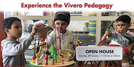 Open House Event at Vivero International, Mahadevapura tickets