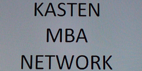 KASTEN MBA Networking Lunch Woodland Hills 2020 January tickets