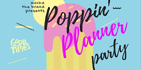 Poppin Planner Party For Kids tickets