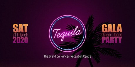 Tequila- Gala Dinner Dance tickets