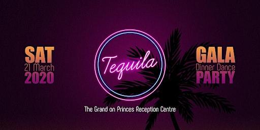Tequila- Gala Dinner Dance