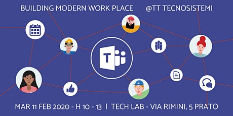 Power Breakfast | BUILDING MODERN WORKPLACE w/ MICROSOFT @TT Tecnosistemi biglietti