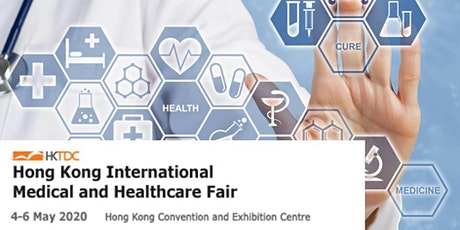 HKTDC Hong Kong International Medical and Healthcare Fair 2020 tickets