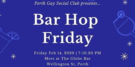 Friday Bar Hop tickets